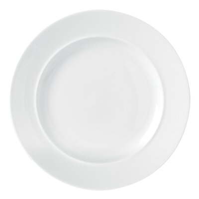 "Dansk Cafe Blanc 11"" Dinner Plate"