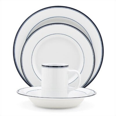 Concerto Allegro Blue Dinnerware Set