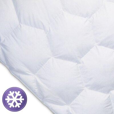 Ogallala Comfort Company Pearl Crescent 700 Hypo-Blend Classic Down Comforter