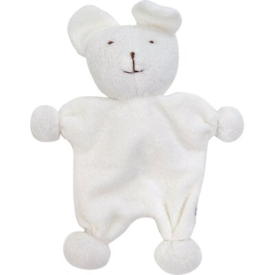 Under the Nile Eco Toys Mouse Toy in White