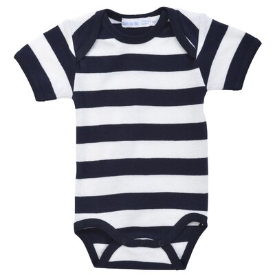 Under the Nile Rugby Short Sleeve Babybody