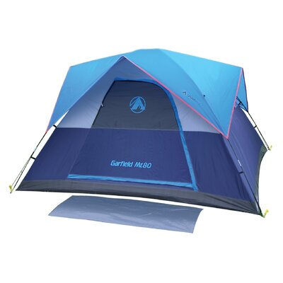 GigaTent Garfield Mt80 Family Dome Tent