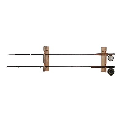 Del Sol Racks Del Sol Fishing Rod Storage Rack 2 Space
