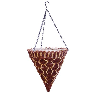 Weston Round Hanging Planter (Set of 2)