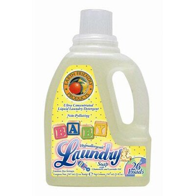 Venus Laboratories Earth Friendly 50 oz. Baby Laundry Soap