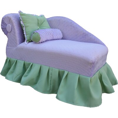 Fantasy Furniture Kid's Princess Chaise