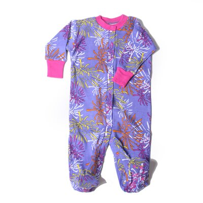 New Jammies Organic Starburst Mum Footie