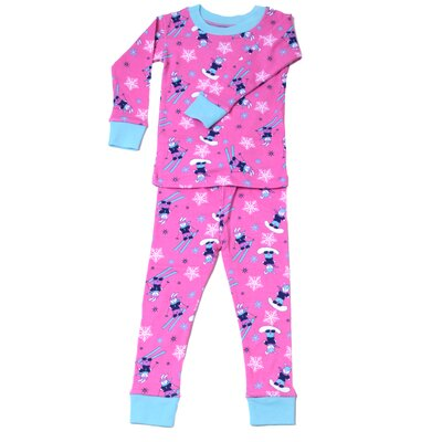 New Jammies Ski Bunnies Pajamas