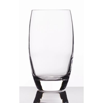 Luigi Bormioli Crescendo Chip-Resistant Highball Glasses (Set of 4)
