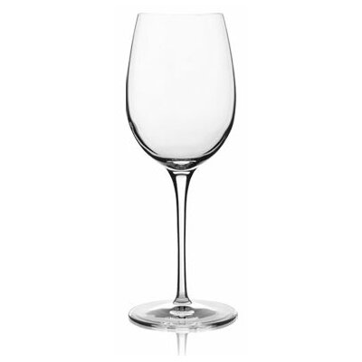 Luigi Bormioli Crescendo 13 oz Chardonnay Wine Glasses (Set of 4)