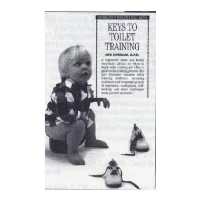 Barron's Toilet Training Key Book
