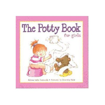 Barron's The Potty Book for Girls