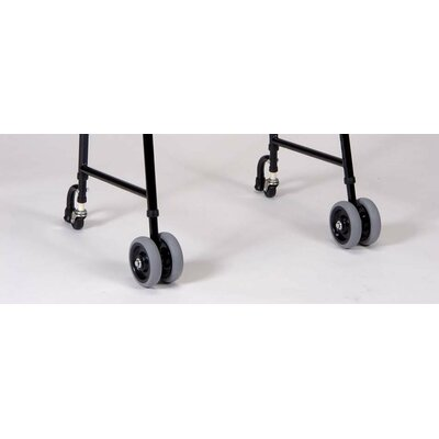 "TFI Save On Additional Items - Walker with 5"" Wheels and Swivel Caster"