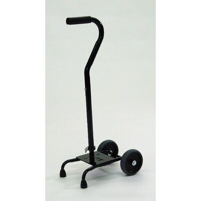 TFI Right Quad Cane in Black