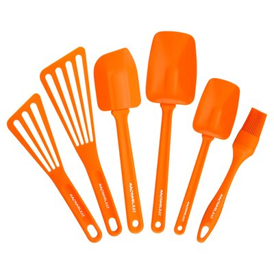 Rachael Ray Tools & Gadgets 6-Piece Utensil Set