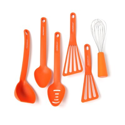 Rachael Ray Tools and Gadgets 6-Piece Tool Set