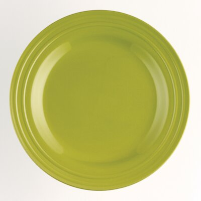 "Rachael Ray Double Ridge 11"" Dinner Plates: Set of (4)"