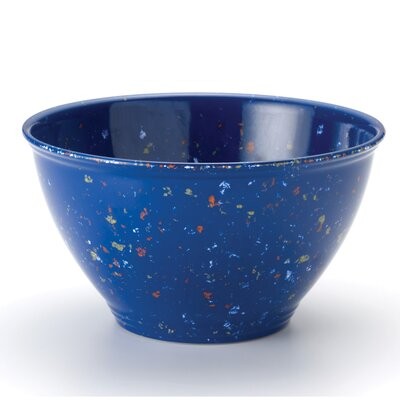 Rachael Ray Rachael Ray Garbage Bowl with Non-slip Base in Blue