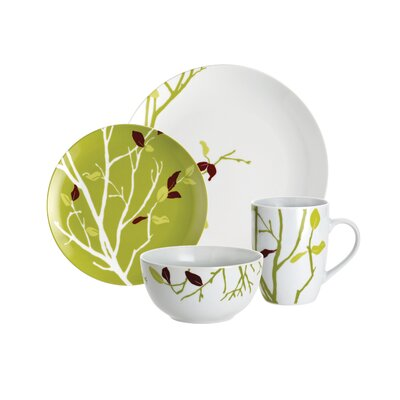 Rachael Ray Seasons Changing 4 Piece Place Setting