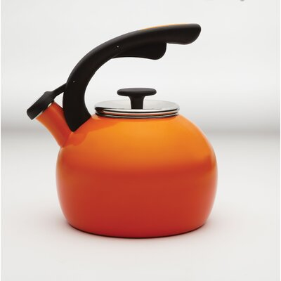 2 Qt. Crescent Teakettle