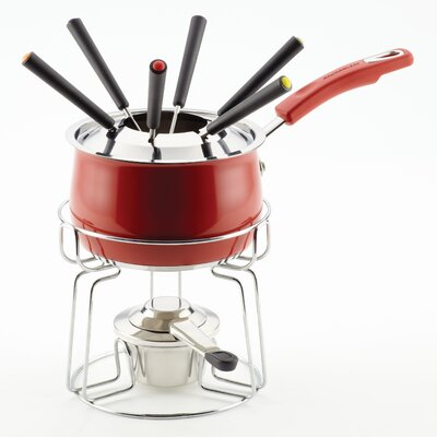 Rachael Ray 2-Quart Fondue Set