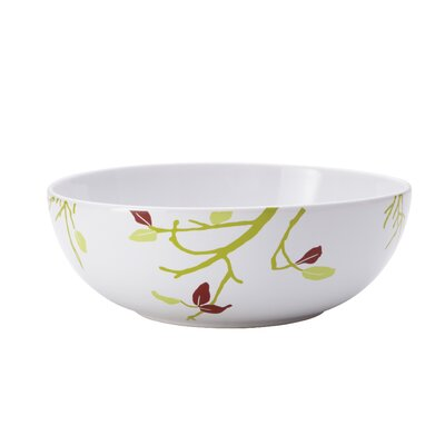 "Rachael Ray Seasons Changing Porcelain 10"" Round Serving Bowl"