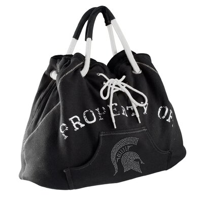 Little Earth NCAA Sport Noir Hoodie Tote Bag