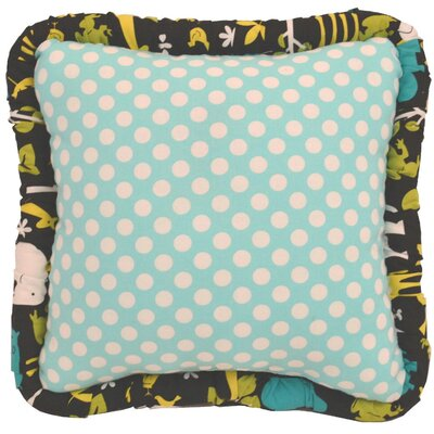 Lil Gus Full Nursery Dot Pillow