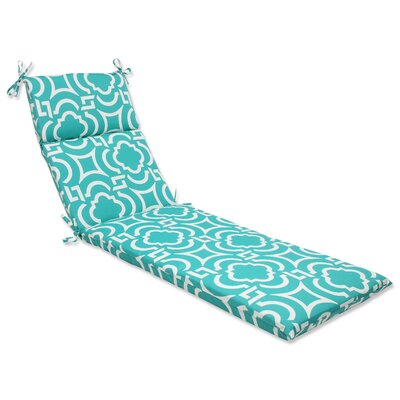 Pillow Perfect Carmody Chaise Lounge Cushion