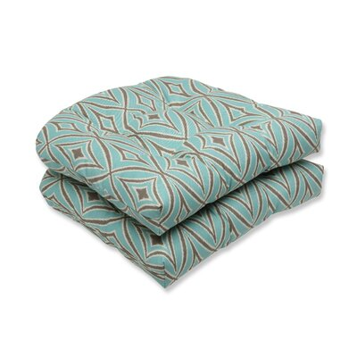 Pillow Perfect Centro Wicker Seat Cushion