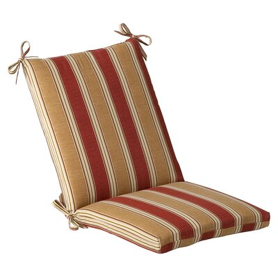 Outdoor Squared Chair Cushion