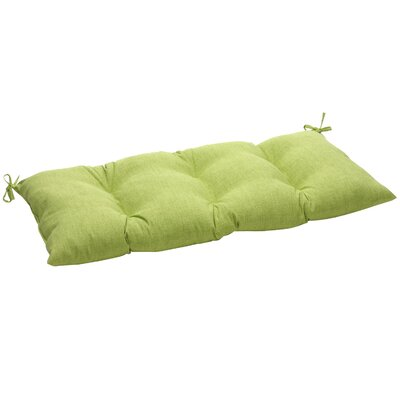 Pillow Perfect Outdoor Tufted Loveseat Cushion