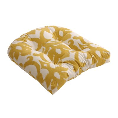Pillow Perfect Azzure Chair Cushion