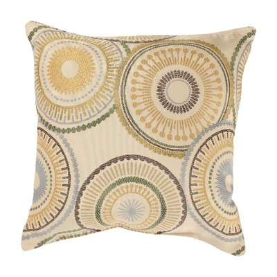 Pillow Perfect Riley Polyester Throw Pillow