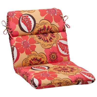 Pillow Perfect Fredrica Chair Cushion