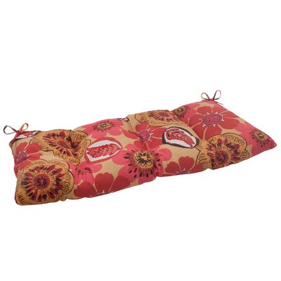 Fredrica Tufted Loveseat Cushion