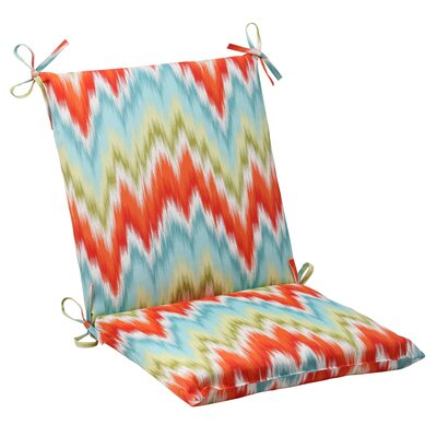 Flamestitch Chair Cushion