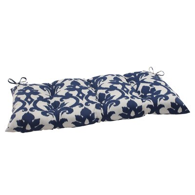 Pillow Perfect Bosco Tufted Loveseat Cushion