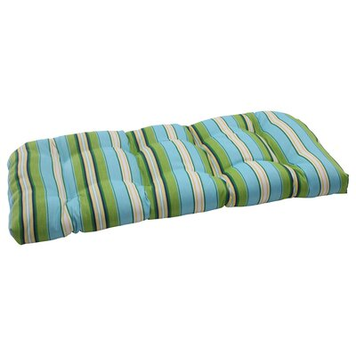 Tropez Wicker Loveseat Cushion