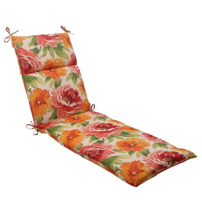 Pillow Perfect Primro Chaise Lounge Cushion