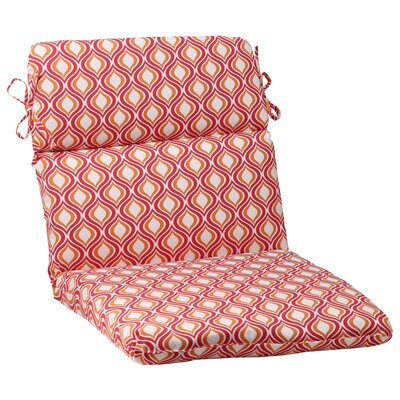 Pillow Perfect Zinger Chair Cushion