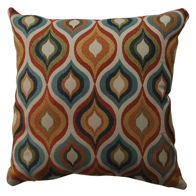 Pillow Perfect Flicker Jewel Polyester Pillow