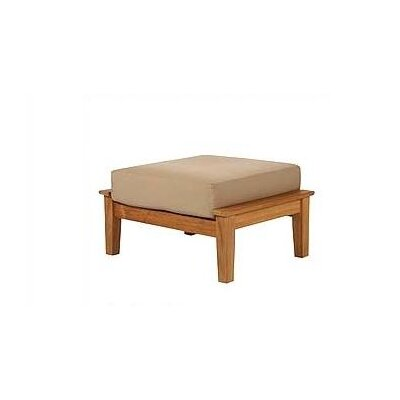 Barlow Tyrie Teak Haven Ottoman Cushion