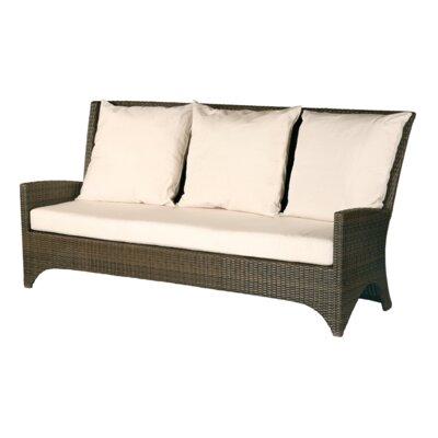 Savannah Woven Deep Sofa with Cushions