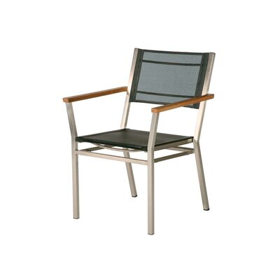 Barlow Tyrie Teak Equinox Dining Arm Chair