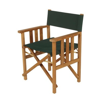 Barlow Tyrie Safari Natural Folding Director Chair