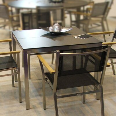 Barlow Tyrie Teak Equinox Square Dining Table
