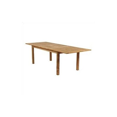 Barlow Tyrie Teak Monaco Extending Buffet Table