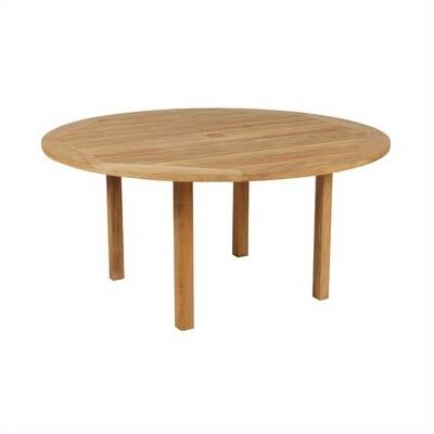 Barlow Tyrie Teak Windsor Circular Dining Table