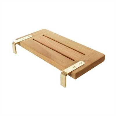 Barlow Tyrie Teak Safari Clip-on Tray Director Chair